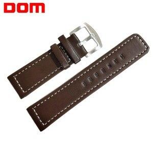 DOM Watch Band PU Leather Spor