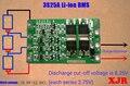 25A 3 S lipo de Polímero de lítio BMS/PCM/PCB placa de proteção da bateria para 3 Packs 18650 Bateria Li-ion celular