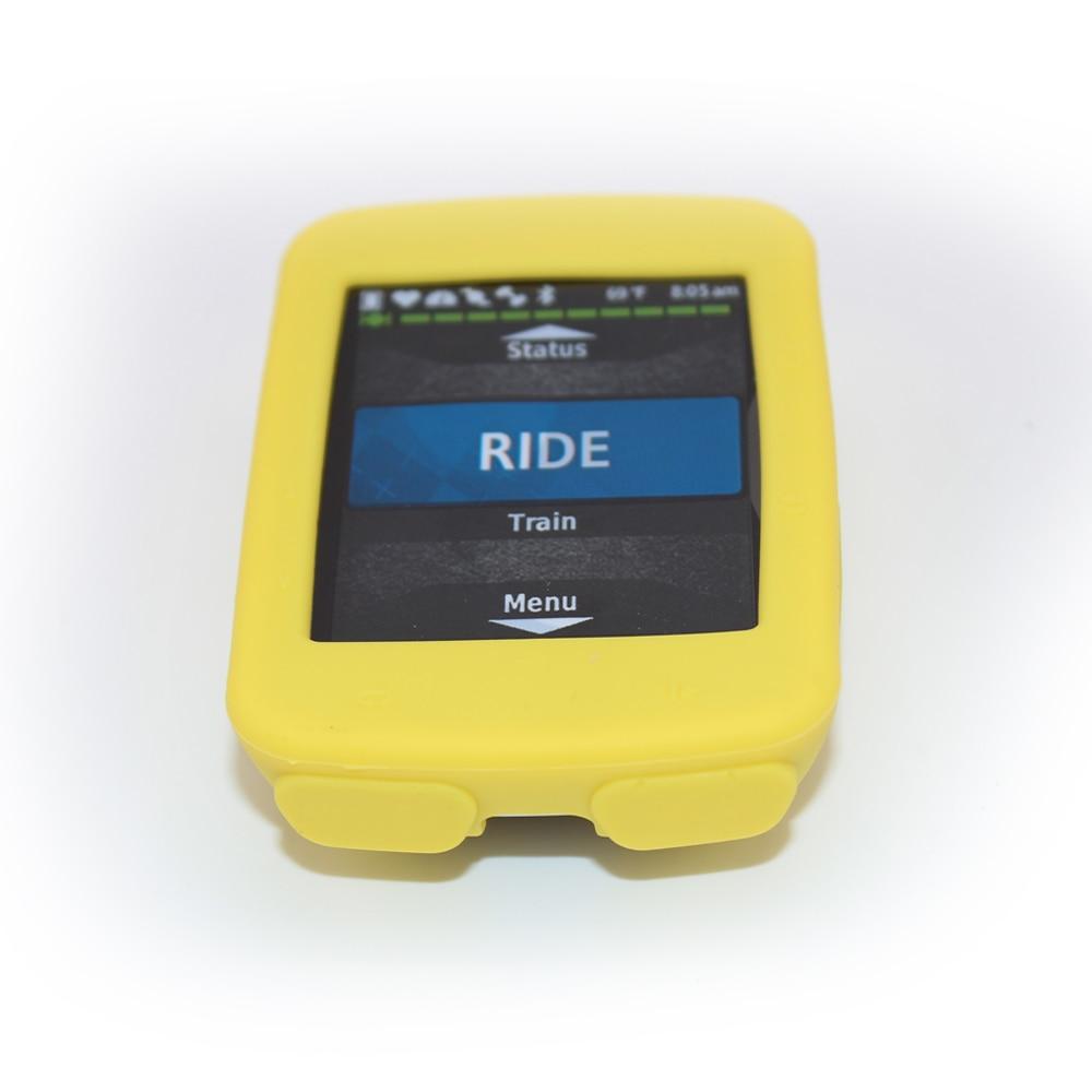 Դեպքի ծածկ `Garmin Edge 520 GPS հեծանվորդի - Հեծանվավազք - Լուսանկար 4