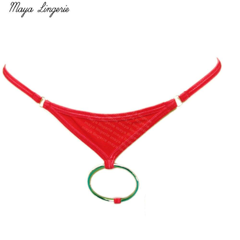 Homosexuell Unterwäsche Penisring Tanga 2016 sexy Männer Tangas - Unterwäsche - Foto 4