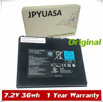 7XINbox 7.2V 36wh FMVNBP225 FPCBP397 FPCBP397AP Laptop Battery For FUJITSU Stylistic Q572 Q572-W7D-001 Q572-W8-001 Q572/G