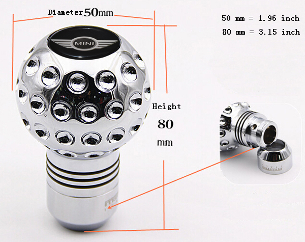 Aliexpresscom  Buy Aluminium Alloy Gear Shift Knob gear knob