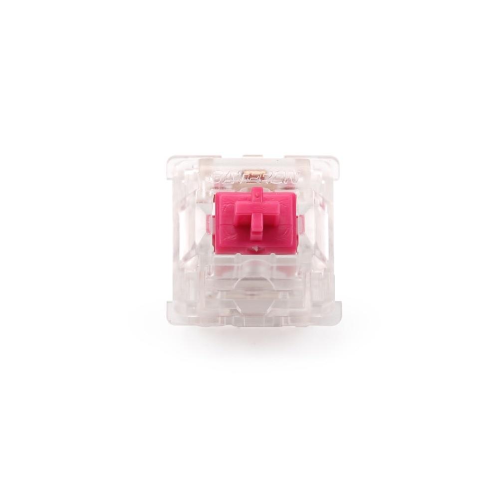 In stock KBDfans new arrival Aliaz silent switches (Tactile)  diy keyboar gold earrings for women