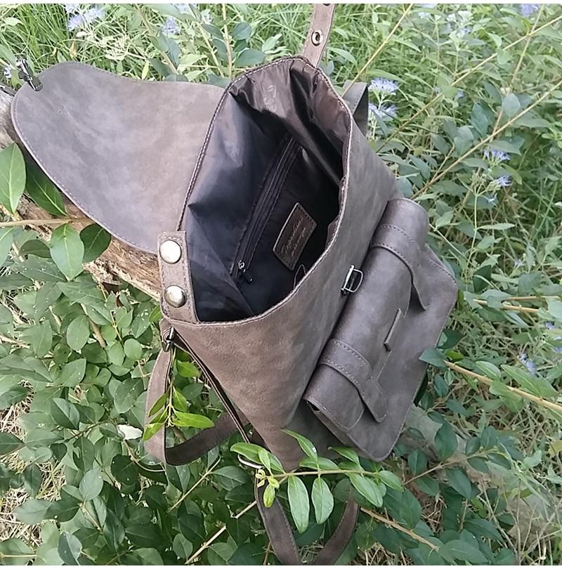 HTB1HytNek.HL1JjSZFlq6yiRFXaE Toposhine Famous Brand Backpack Women Backpacks Solid Vintage Girls School Bags for Girls Black PU Leather Women Backpack 1523