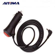 AIYIMA DC Car Charger Adapter Power Supply Cord for Radar Detector Ciga