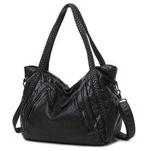 Large Soft Leather Bag Women Handbags Ladies Crossbody Bags For Women Shoulder Bags Female Big Tote Sac A Main