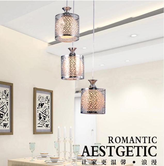 A1 eetkamer hanger lampen moderne minimalistische crystal creatieve ...