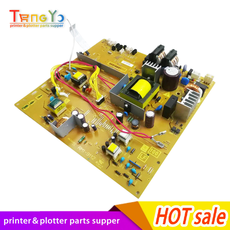 LaserJet Engine Control Power Board For HP M401D M401DN M425DN M425 401D 401DN 425 RM1-9112 RM1-9113 Voltage Power Supply BoardLaserJet Engine Control Power Board For HP M401D M401DN M425DN M425 401D 401DN 425 RM1-9112 RM1-9113 Voltage Power Supply Board