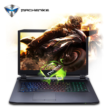 Machenike PX780-T1 Laptop Gaming Notebook Intel Core i7-6700K RAM 16GB SSD 240GB HDD 1TB 17.3' industrial pc touch VR experience