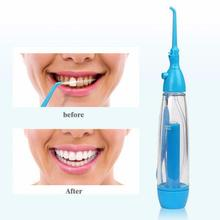 Water-Dental-Flosser Irrigation Wash Your-Tooth-Water No-Electricity Clean-The-Mouth