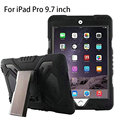 Tablet Case For Apple ipad 6/ipad air 2 Pepkoo Spider Cases Military Heavy Duty Waterproof Dust/Shock Proof for iPad Pro 9.7