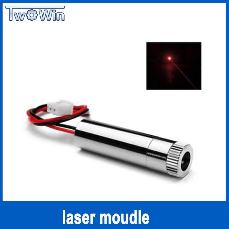 Big Power 650NM 250mw Laser Module Laser Head Red Light Adjustable Laser Module For DIY Engraving Machine