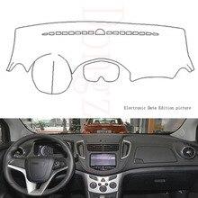 Dongzhen подходит для Chevrolet Trax- крышка приборной панели автомобиля Избегайте Light Pad Инструмент платформа крышка приборной панели