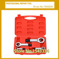4Pc Professional Heavy Duty Rust Resistant Damaged Nut Splitter /Removers Auto Repair Tool Set 9-27mm