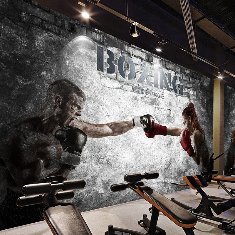 Top the worlds cheapest products ♛ 3d gym wallpaper in cheapest