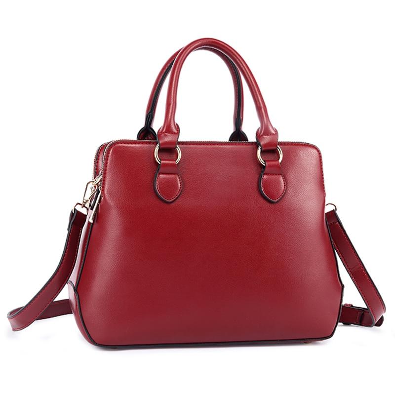 Fashion Women Handbags Brand Famous Leather Designer Shoulder Bag Ladies Tote Luxury Women Messenger Bags wetherm 100g