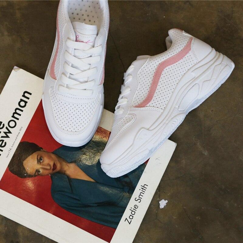 Летняя обувь из сетчатого материала Для женщин дышащие кроссовки Max белые туфли спортивные кроссовки Для женщин 95 Спортивная обувь Размеры ...