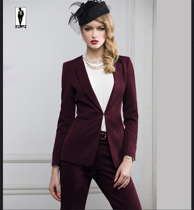 Popular Ladies Trousers Suits-Buy Cheap Ladies Trousers Suits Lots From China Ladies Trousers ...