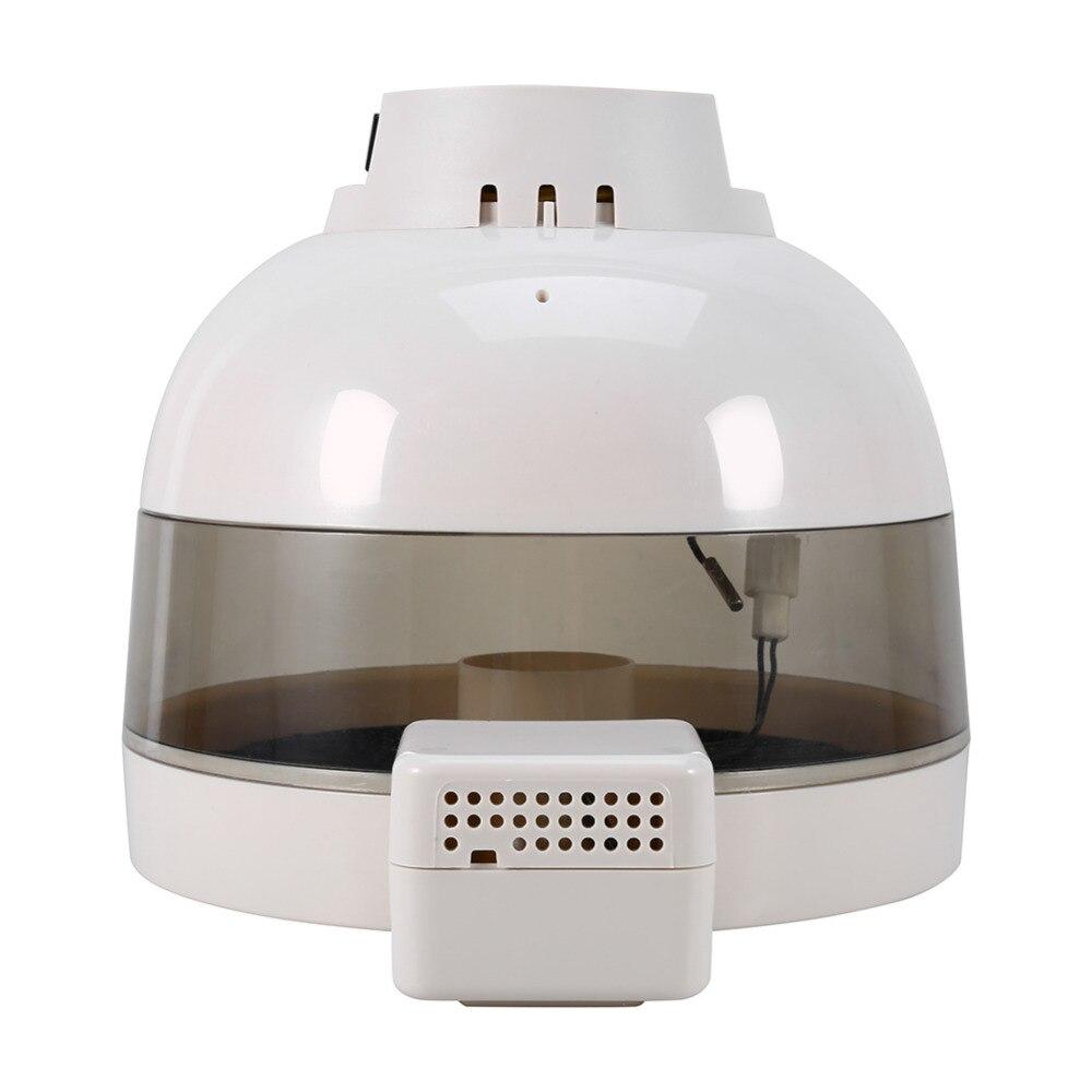 Digital Temperature 10 Mini Hatchery Egg Incubator Hatcher ...
