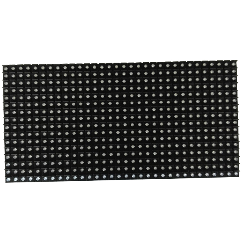 32x16dots 320*160mm P10 DIP570 1/4scan Outdoor Rgb Led Display Module For Led Video Wall Billboard, Led Panel Rental Screen