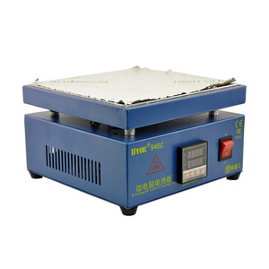 Image 4 - 946C Electronic Hot Plate Preheating Statio Heating Led Lamp Soldering Station Heating Work For Phone Lcd Screen Separate