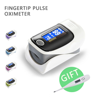 APTOCO LCD Digital Finger Oximeter Pulse Oximeter Fingertip Blood Oxygen De Pulso De Dedo SpO2 Saturation