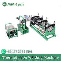 PE butt fusion welding machine for pe pipe