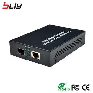 Image 5 - 10 グラムメディアコンバータ SFP に RJ45 10GBase TX と 10GBase FX なしメディアコンバータ SFP モジュール