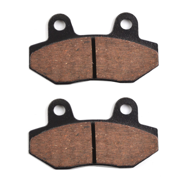 Motorcycle Parts Front & Rear Brake Pads For HYOSUNG Comet GT250 GT 250 Naked 2004 2005 2006 Motor Brake Disk# FA86