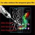 Hot Ultra Fina película protectora a prueba de explosiones templado Protector de Pantalla para Wiko Rainbow Lite