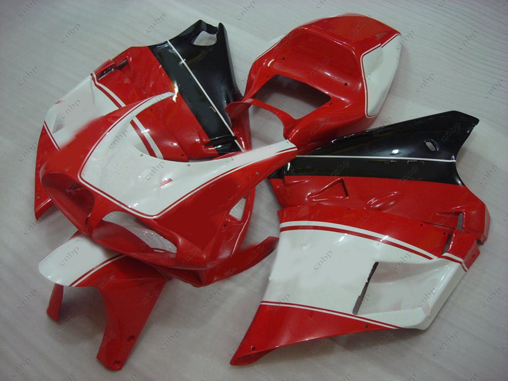 Fairing 748 1997 Plastic Fairings for DUCATI 916 2001 1996 - 2002 Red White Body Kits for DUCATI 996 1998