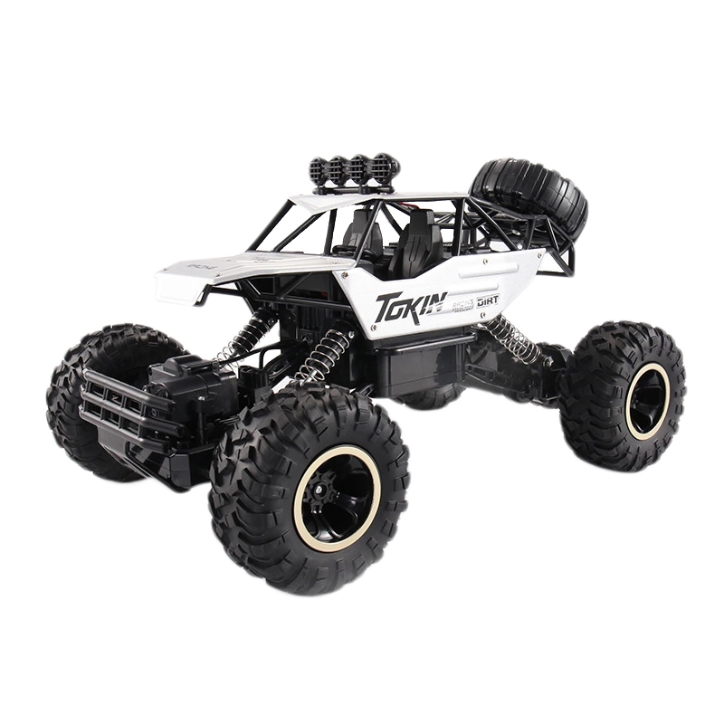 1/12 Rc Car 4wd Climbing Car Double Motors Drive Bigfoot Car Remote Control Model Off Road Vehicle Toys For Boys Kids