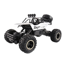 цены 1/12 Rc Car 4Wd Climbing Car Double Motors Drive Bigfoot Car Remote Control Model Off-Road Vehicle Toys For Boys Kids
