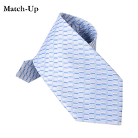 Match-Up Men's silk jacquard Stripe Ties Yarn-Dyed silk tie 8.5 CM (0021)