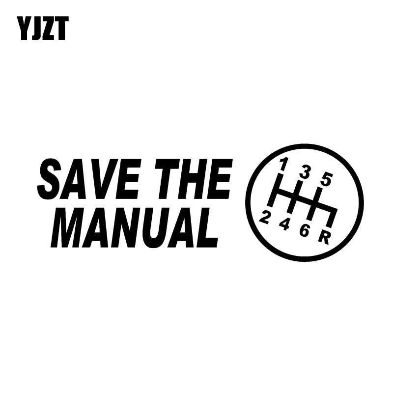 Twm Save The Manuals Decal In Car Manual Guide