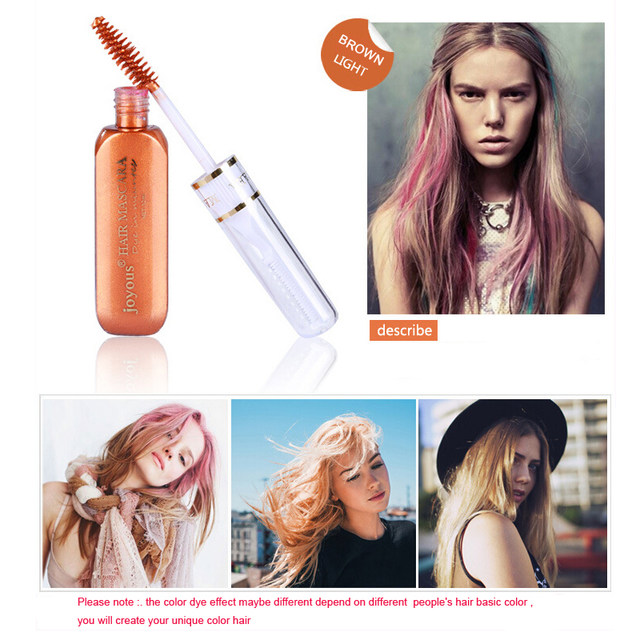 Online Shop Fashion Hair Color Temporary Hair Dye Cream Fast Dry