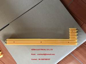 Schindler Escalator comb plate Strip SCS319902, right side