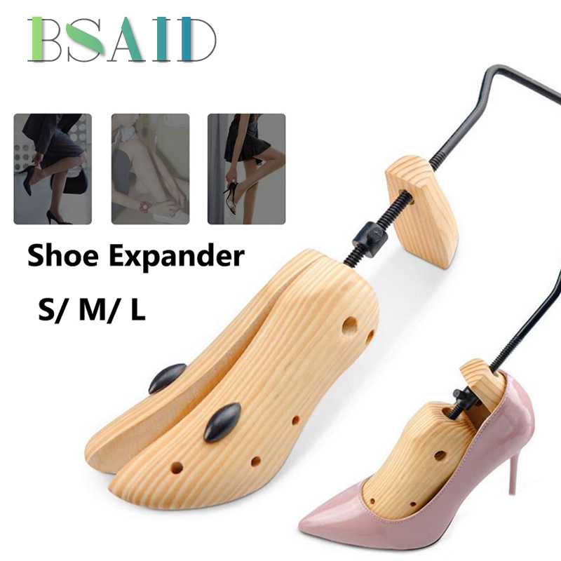 ed24c3c9f39 Detail Feedback Questions about BSAID 1 pcs Wood 2 Way Shoe Trees For 10cm High  Heels Shoes Woman Wooden Shoe Tree Shoes Stretcher Expander Support Rack 3  ...