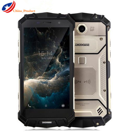 Doogee S60 IP68 Waterproof 4G LTE Mobile Phone 5580mAh 12V 2A Wireless Charge 5 2 FHD