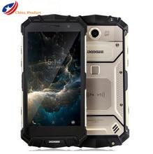 """Doogee S60 IP68 Impermeable 4G LTE Teléfono Móvil 5580 mAh 12 V/2A Carga Inalámbrica 5.2 """"FHD 6 GB + 64 GB 21.0 MP Glonass NFC Touch"""