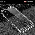Для xiaomi Redmi 6A чехол 5,0 дюймов Redmi6A задняя крышка Мягкий силиконовый прозрачный ТПУ чехол для xiaomi Hongmi Redmi 6A A6 Капа принципиально - фото