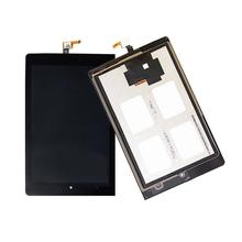 For 8″ Yoga 8 B6000 Tablet PC New Full Touch Screen Panel Digitizer Glass + LCD Display Monitor Assembly Replacement