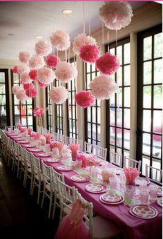 Diy 8 Inch 20 Cm Decorative Flowers Tissue Paper Pom Poms Wedding