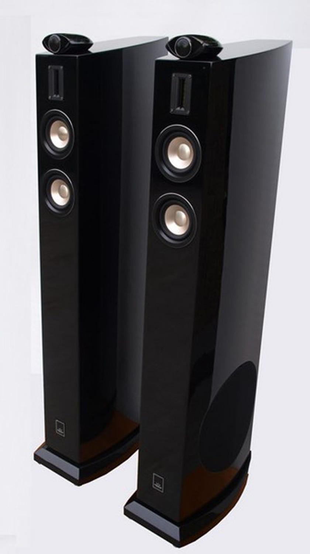 Mistral BOW-A2 180W x 2 Hifi Döşəmə Qülləsi Dinamiki - Portativ audio və video - Fotoqrafiya 1