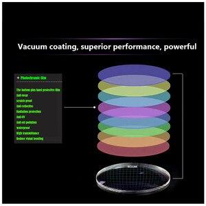 Image 2 - Bclear 1.56 카멜레온 프리폼 다중 초점 프로그레시브 포토 크로 믹 전환 렌즈 근시 및 노안경 독서 용 안경