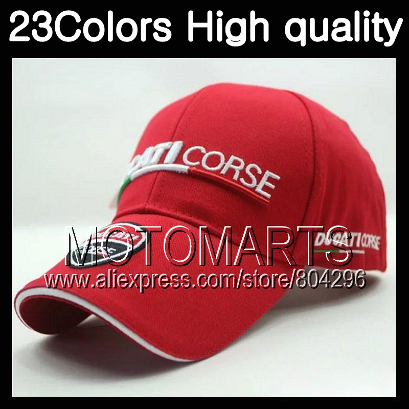 2017High Quality MOTO GP 46 Motorcycle 3D Embroidered F1 Racing Cap Men Women Snapback Caps Rossi VR46 Baseball For DUCATI Hats 7 colors mens golf hat basketball caps cotton caps men baseball cap hats for men and women letter cap