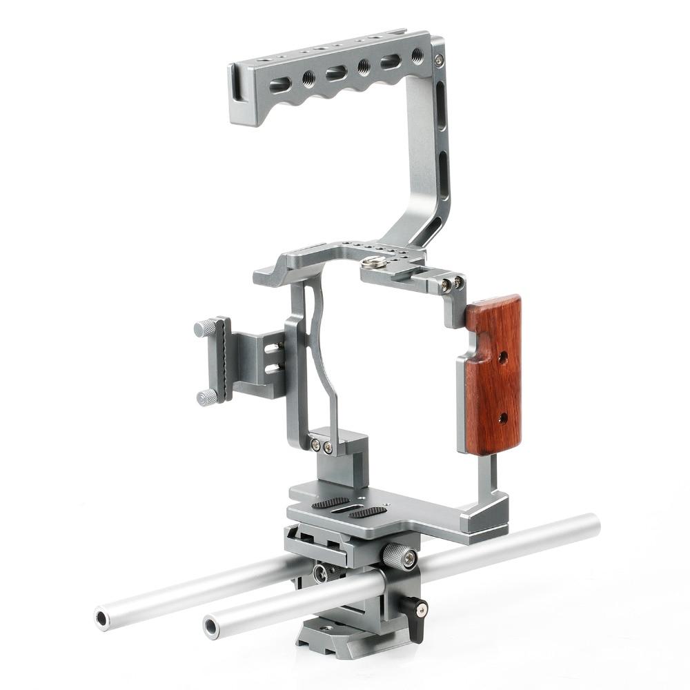 Kit de jaula profesional Sevenoak SK-A7C2 Pro para cámaras Sony A7 - Cámara y foto - foto 2