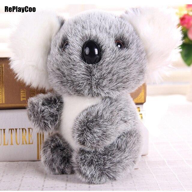 Cute Koala Plush Toys Doll Soft Toy Koalas Grey Stuffed