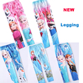 Newest Leggings For Girls 2015 Spring Autumn Kids Cartoon Printing Soft Legging Baby  classic Elastic waist Girls Pants