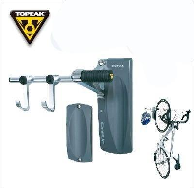 Topeak onills support de vélo tw009 ménage vélo mural suspendu supports route vtt vélo mural support de montage support de stockage
